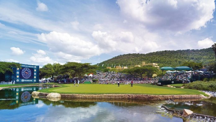 Circa brings you the all new Nedbank Golf Challenge, hosted by Gary Player