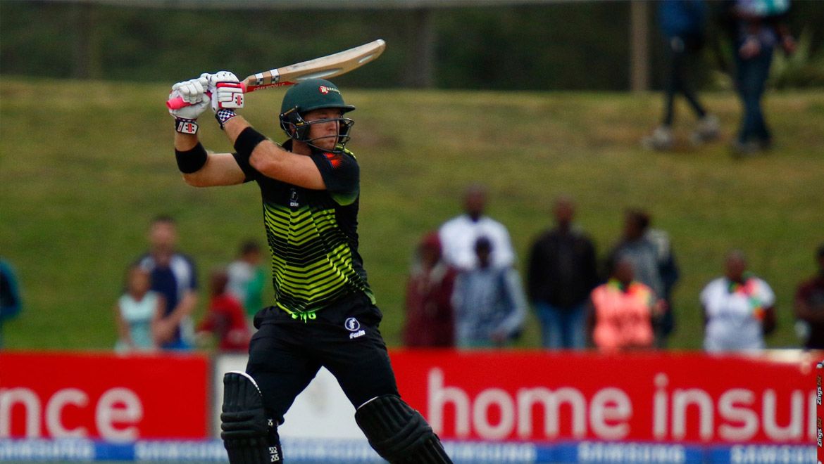 Ingram, Bowlers Put Warriors in T20 Final