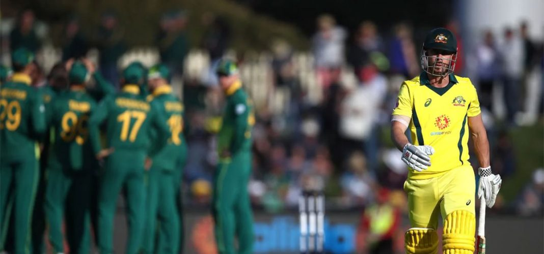 South Africa vs Australia, T20 International – Johannesburg